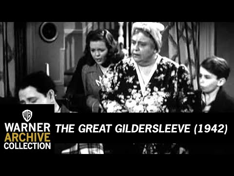 The Great Gildersleeve Movie Collection (Preview Clip)