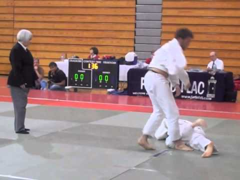 Luke Summerfield's Hardest Judo Match in His Life! Image 1
