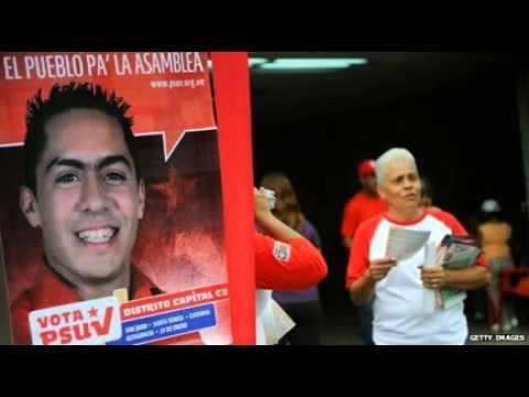 Venezuelan lawmaker Robert Serra shot dead in Caracas