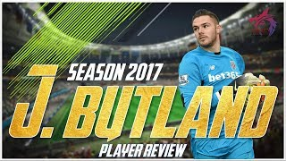 FO4 review - Jack Butland (season 17) - thủ môn ảo nhất game