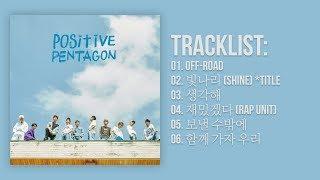 Download Lagu [Full Album] PENTAGON(펜타곤) - Positive Gratis STAFABAND
