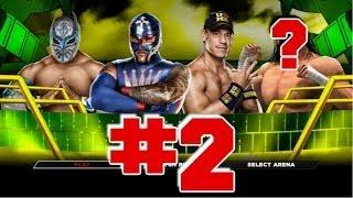 видео: WWE2K14 Universe Mode Bolum 6(Hafta 7-8)