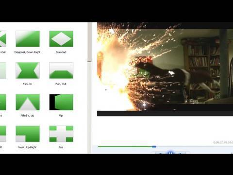 Explosions in Windows Movie Maker TUTORIAL - YouTube