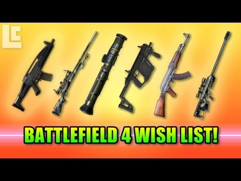 Battlefield 4 Wish List - What Do You Want? (Battlefield 3 Gameplay/Commentary)