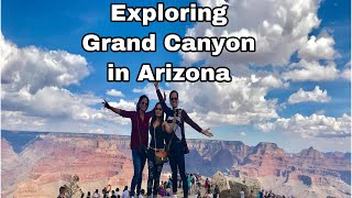 Vlog 30 GRAND CANYON ARIZONA USA