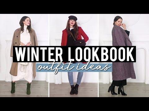 WINTER LOOKBOOK 2018 | Winter Outfit Ideas