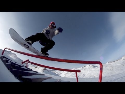 Grilosodes - Snowboard Sessions in the Alps - Race-ism - Ep 2