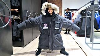 Huge NYC Shopping Spree Haul! Bathing Ape - Billionaire Boys Club - Nike - Canada Goose