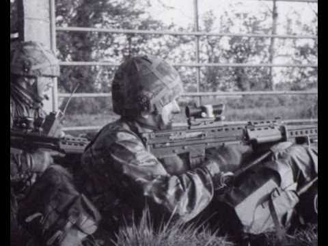 The Royal Anglian Regt Combating Terrorism in Northern Ireland During 80's and 90's - Extreme Ways