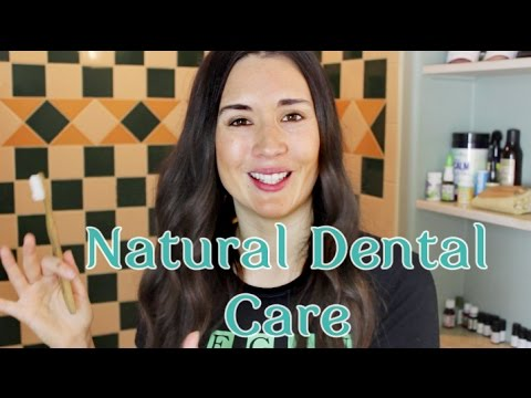 Natural Dental Care Products