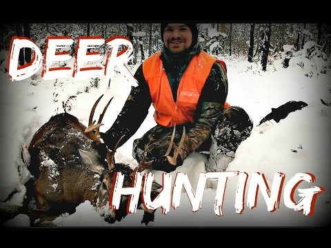 Deer Hunting With Michigan Gone Wild