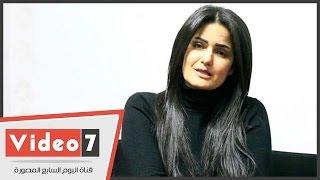 سما المصرى تكشف أسباب ترشحها لانتخابات البرلمان