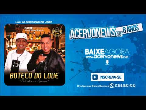 Love Beat - CD Boteco da Love 2018 - [CD COMPLETO]
