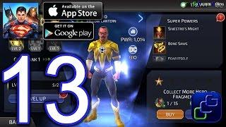 DC Comics Legends iOS Walkthrough - Part 13 - Chapter 1 (Heroic), PvP