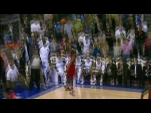 Jason Terry Hits the Game-Winner