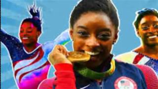 Simone Biles Has made history with double double dismount!