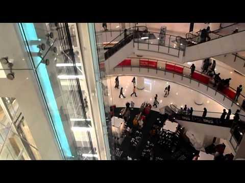 Bangkok: Central World Plaza Mall  เซ็นทรัล เวิลด์