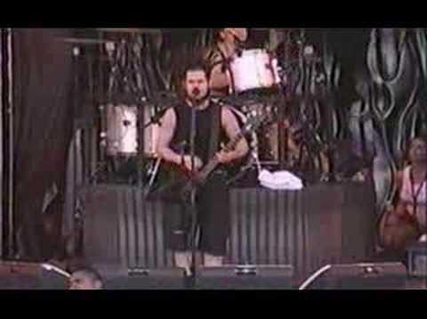 Static-X - Push It (Live @ Ozzfest)