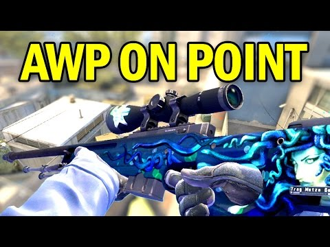 ROAD TO GLOBAL - MY AWP IS ON POINT! CSGO COMPETITIVE