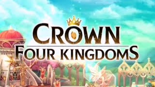 An Epic MMO RPG Game! - Crown Four Kingdoms Gameplay & Review (Android)