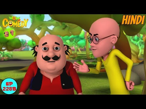 Motu Ki Umar - Motu Patlu in Hindi - 3D Animated cartoon series for kids - As on nick thumbnail