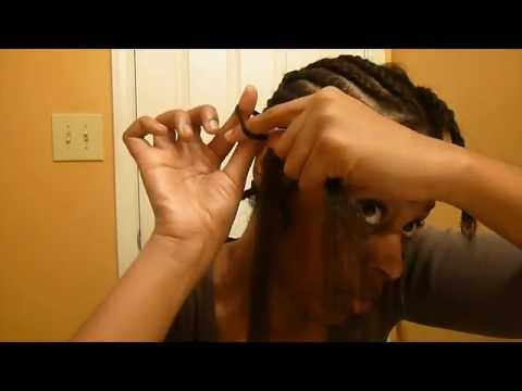 ♥3♥ Kanekalon crochet braids Curly(part 1)