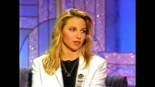 Arsenio Hall Show   Debbie Gibson Interview  Electric Youth Album Oct 16 1989