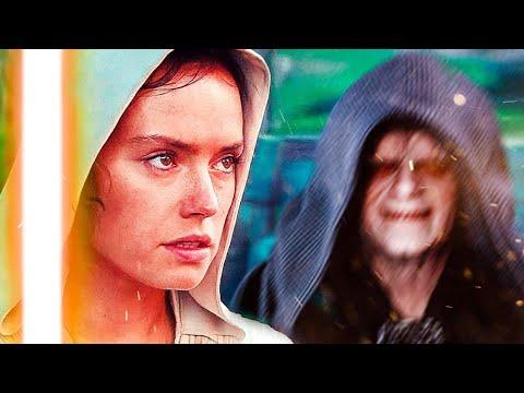 El Verdadero Origen de Rey Explicado - Star Wars The Rise of Skywalker