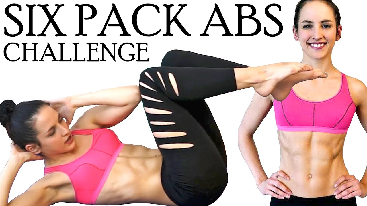 Six Pack Exercises Videos at Home Six Pack Exercise