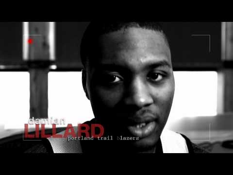 NBA Rooks:  Hanging with Damian Lillard