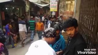 Jalali Set PAANGKHA behind the scene