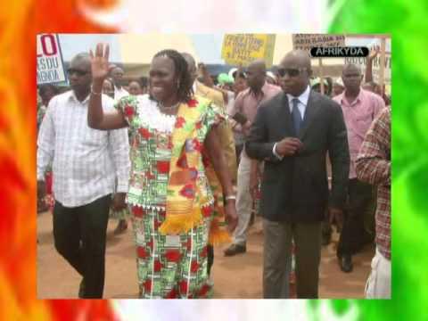 Prince David: Hommage à Maman  Simone  Gbagbo