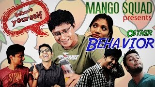 Osthir Behavior by Mango Squad