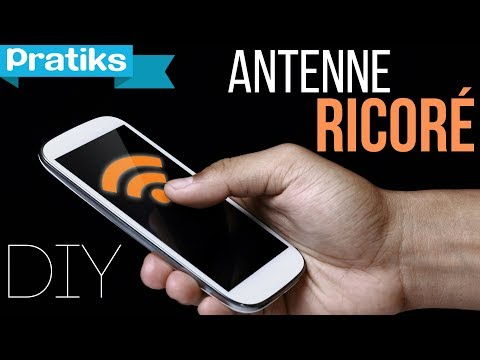 Comment faire une antenne ricor pour le wifi youtube for Antenne wifi sectorielle exterieur