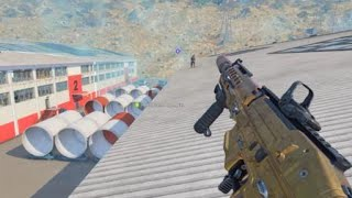 Call of Duty®: Black Ops Blackout Quad Win #8 2/18/19 9 kills
