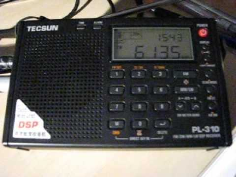 Republic Of Yemen Radio 6135 kHz. 8.11.2012.