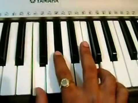 Kolaveri Di Song Notes On Keyboard video