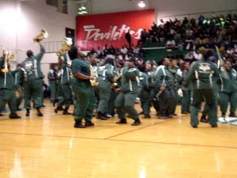 Mississippi Valley State University (2010)- All the way Turnt up