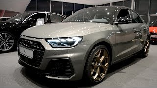 2019 New Audi A1 Lunch Edition bronze 30 TFSI Exterior and Interior