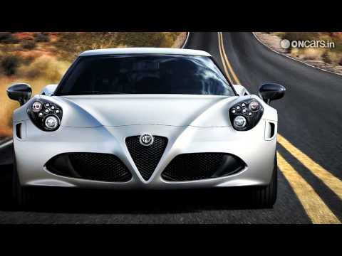 Alfa Romeo 4C headed for Goodwood
