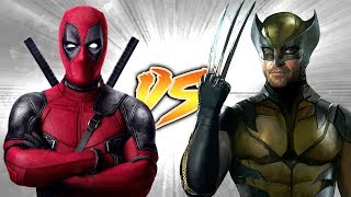 DEADPOOL VS WOLVERINE [Who Would Win?]