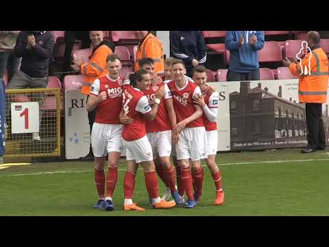 Highlights: Saints 1 - Derry 0 (21/05/2019)