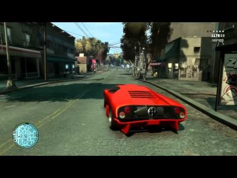 GTA IV Maxed out on AMD Radeon HD 6950 2GB Full HD