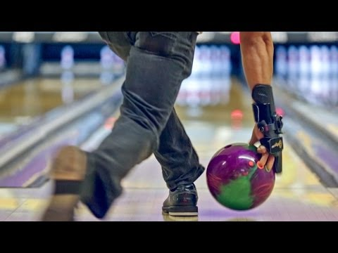 Strong Release Bowling Slow Motion Bowling Release