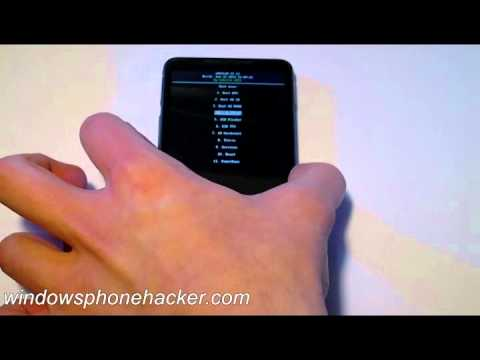 Tutorial: How to install Windows Phone 7 on the HTC HD2