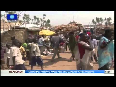 Cheering News From South-Sudan As Boko Haram Strikes In Nigeria. Pt3