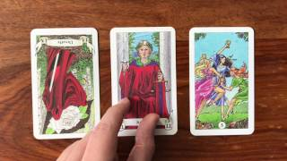 Daily Tarot Reading for 8 June 2017 | Gregory Scott Tarot