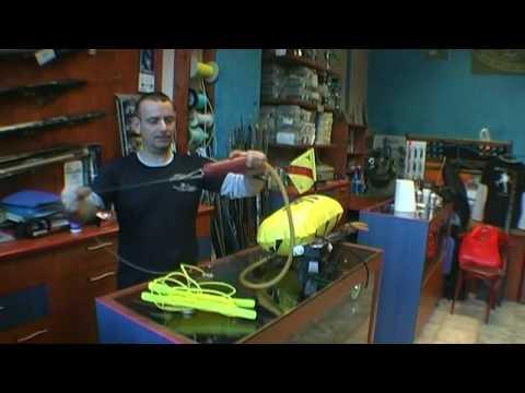 Buoy preparation part - Προετοιμασία σημαδούρας (#3/3)