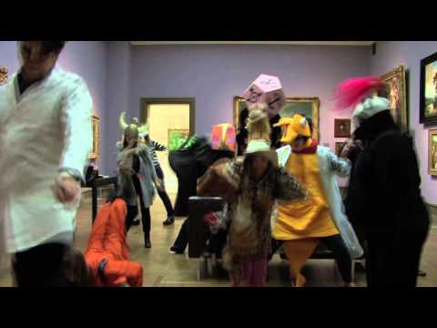 Harlem Shake Columbus Museum of Art Version