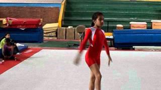 Adriana Smith - Nivel 5 Gimnasia